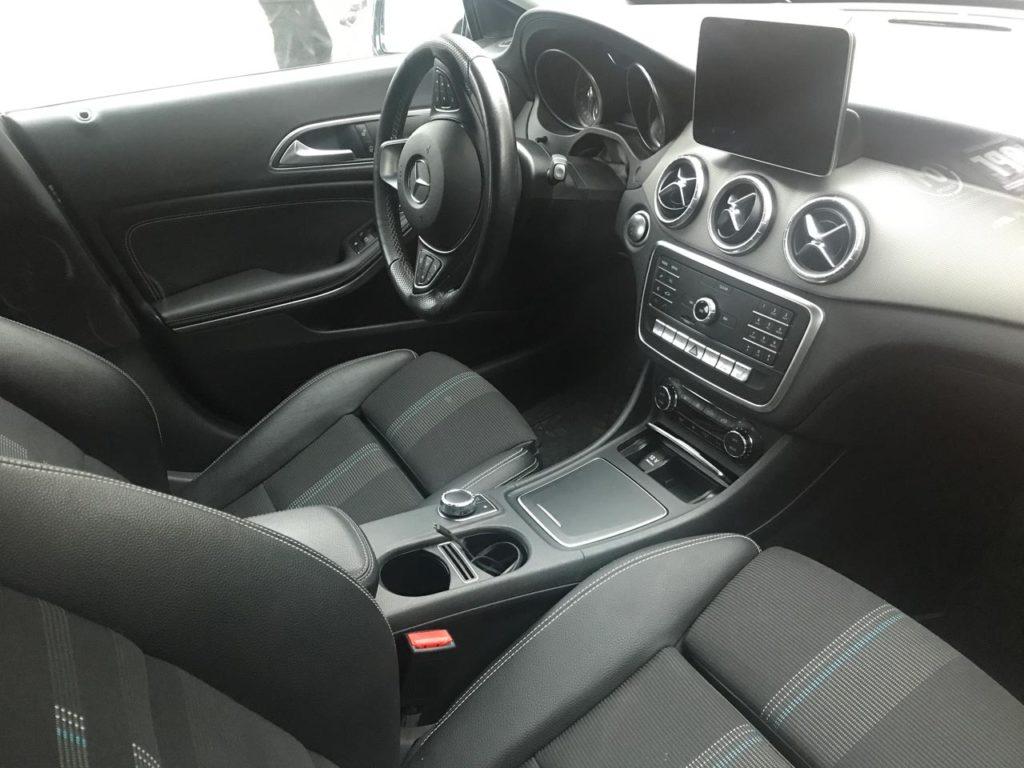 Интерьер Mercedes-Benz CLA BelkaCar